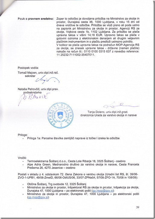 odločba ARSO TEŠ 17.02.2011_0002