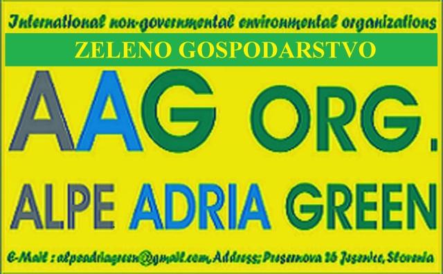 zeleno gospodarstvo AAG