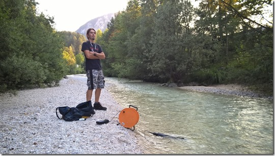 Eko patrulja - Voda -Pišnica