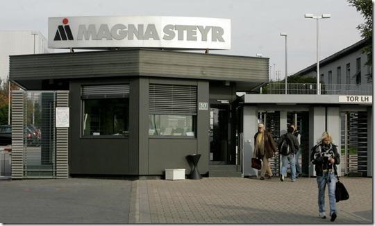 Magna Steyr