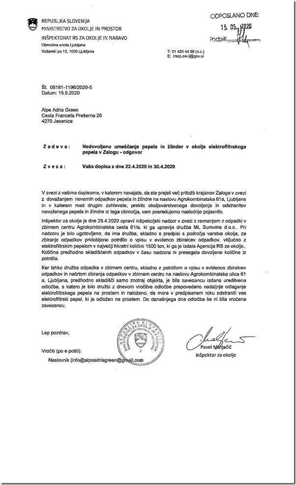 odgovor inšpekcije - pepel Zalog-page-001