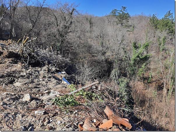 odpadki v Klancu pod Kozino4